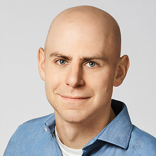 Adam Grant, #1 New York Times bestselling author of Originals