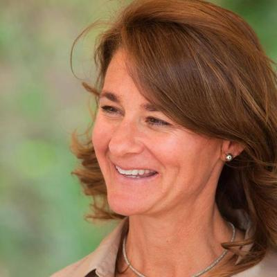 Melinda Gates, Co-chair Bill & Melinda Gates Foundation